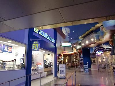 ラスベガス ストラスフィアタワー AuntieAnne,s(アンティ・アンズ)店舗
