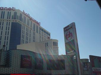 ラスベガス プラネットハリウッドホテル 昼 画像