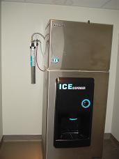 ラスベガス パラッツオホテル 製氷機