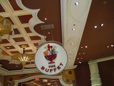 写真:ウィンラスベガスホテル the buffet