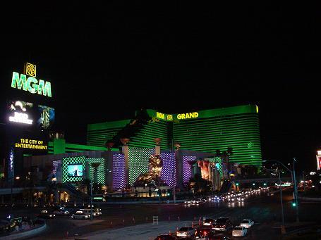 ラスベガス MGMグラウンドホテル