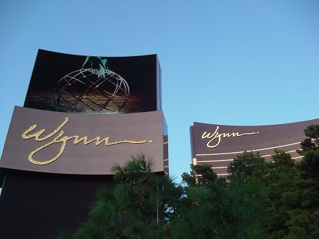 ラスベガス ウィンラスベガスホテル