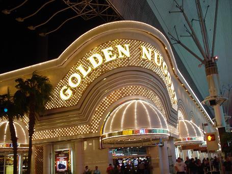 ラスベガス ダウンタウン ゴールデンナゲッツホテル