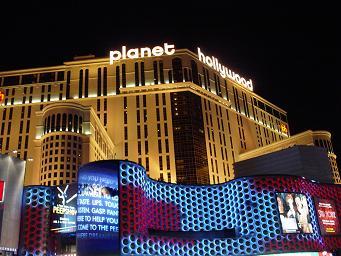 ラスベガス プラネットハリウッドホテル