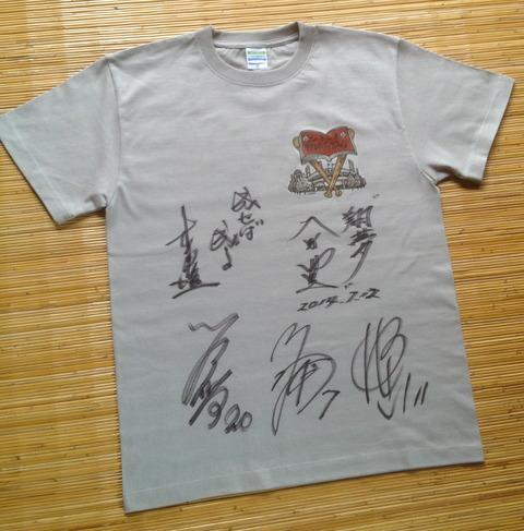 JT&カープTシャツ