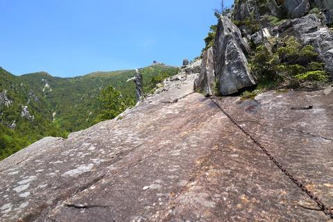 025 五丈岩が見えた。