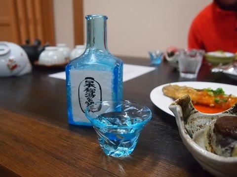 067 日本酒も地酒。