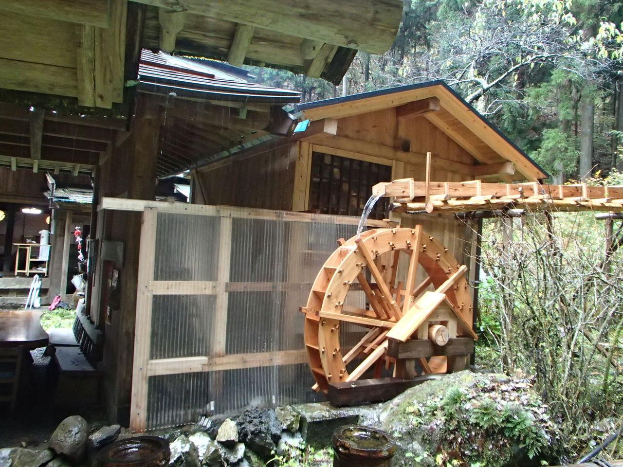 蕎麦 檜原 みちこ 村 屋