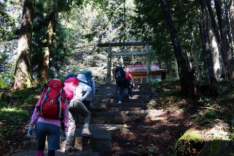 08 羽黒三田神社。