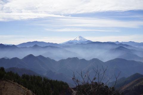 094 しかし今日の主役はやっぱり富士山。
