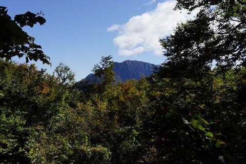 084 おっ、越後駒ヶ岳。