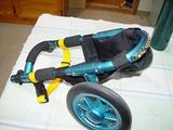 車イスを改造
