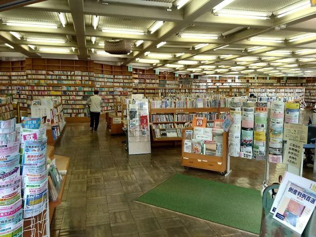 高幡図書館へ行ってきた。
