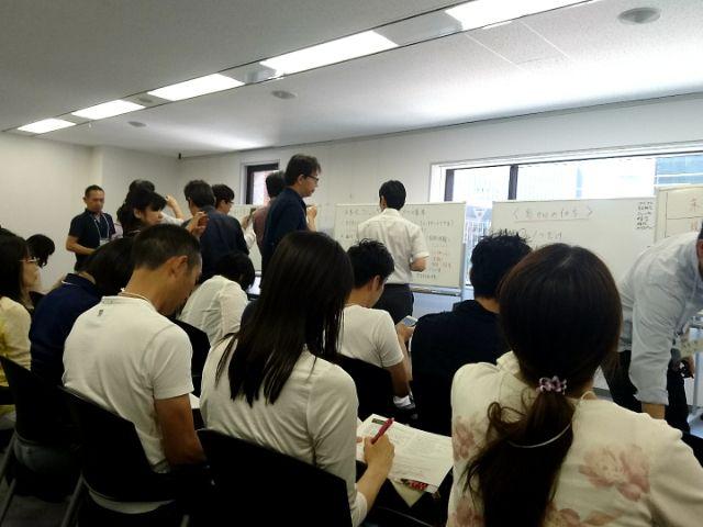 『公開コンサル&コーチング 【東京】』(平本あきお)へ行ってきた。