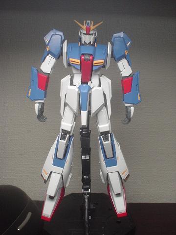 【制作�】 MG Zガンダム Ver.2.0