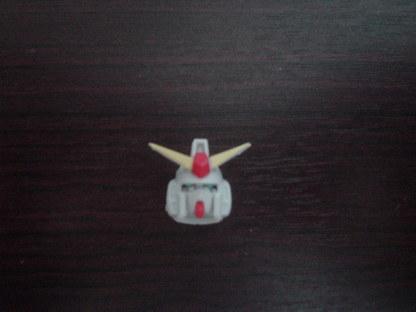 HG Oガンダム(5)—頭部