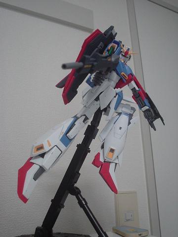 【ファイナル・アセンブル】 MG ZガンダムVer.2.0