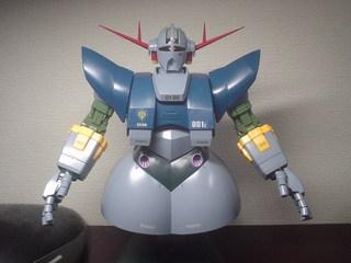 【完成】『MG 1/100 ジオング MSN-02』
