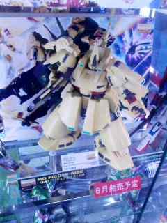 【展示品を撮影】MG 1/100 PMX-003 ジ・O