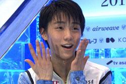 フィギュアスケート男子・羽生結弦くんの部屋wwwww;