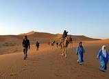モロッコ:サハラ砂漠