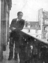 1930年7月6日これは今僕がゐる ホテルの五5階