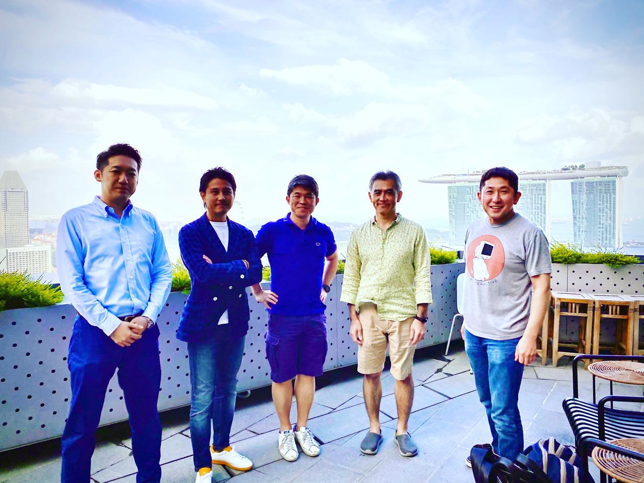 ブログ記事: WAOJEシンガポールについて