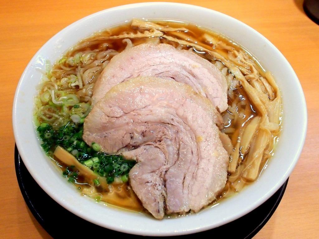 麺処 絢@仙川 (醤油ラーメン) : らーめん喰倒記