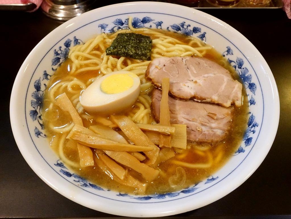 麺屋ごとう@駒込 (ラーメン) : らーめん喰倒記