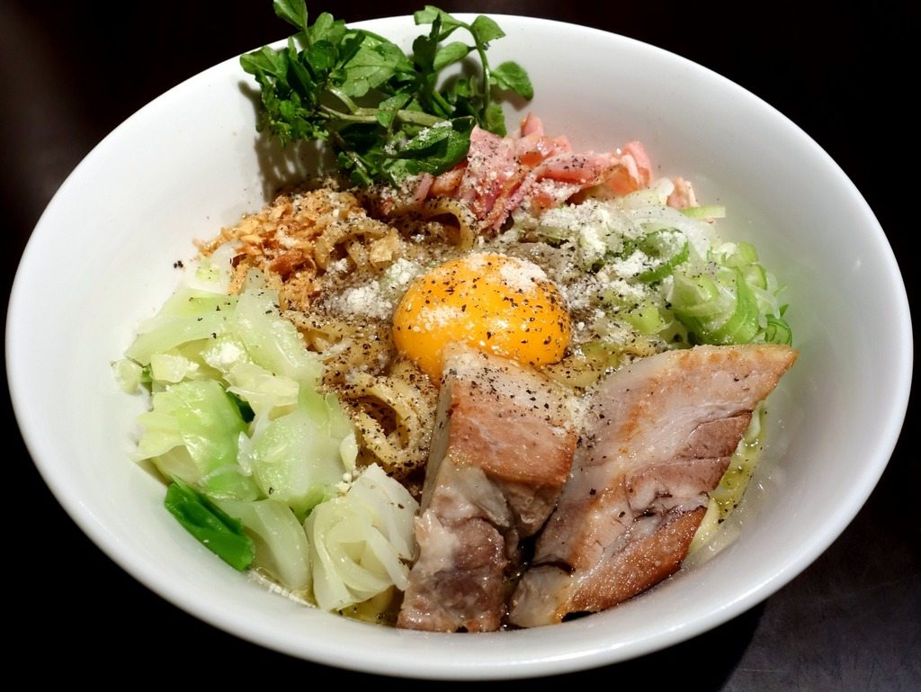 ajito ism@大井町 (カルボナーら、ajitoのつけ麺) : らーめん喰倒記