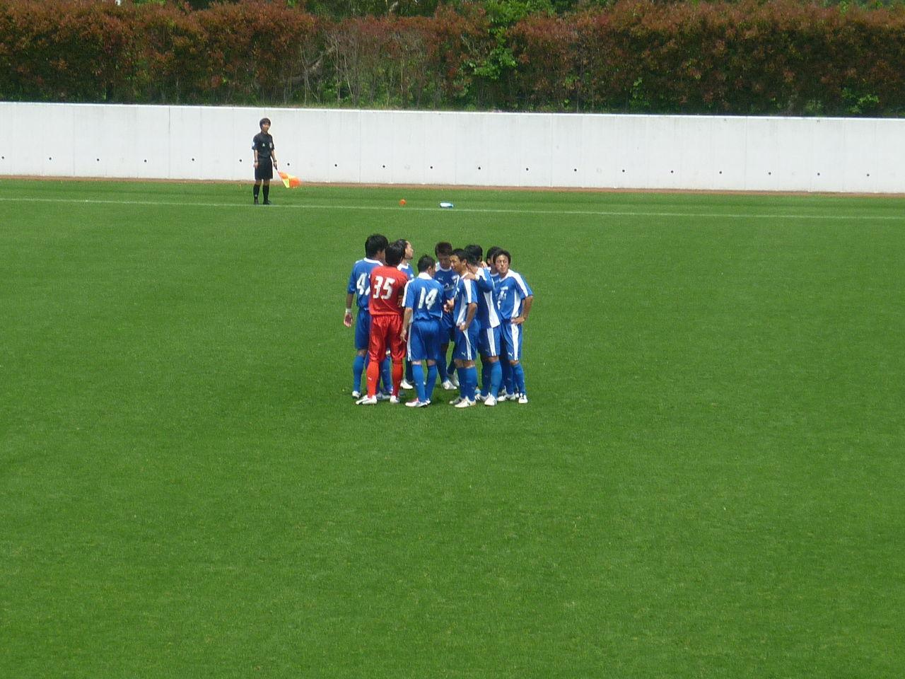 2011/6/4 関東サッカーリーグ1部 2011/6/4 関東サッカー