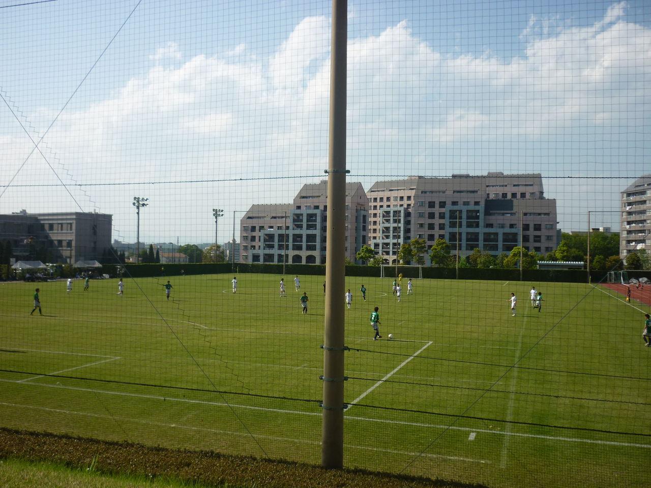 2011/5/8 関東サッカーリーグ2部 2011/5/8 関東サッカー