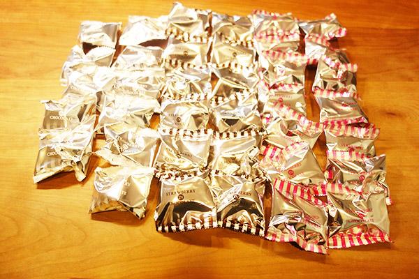 コストコでチョコを送ったら神対応された話