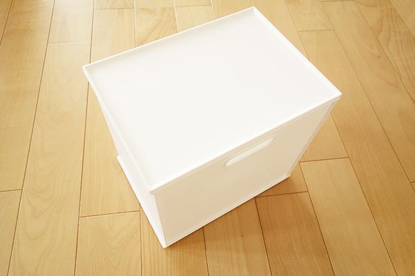 ニトリの収納ボックスは整理整頓に使える