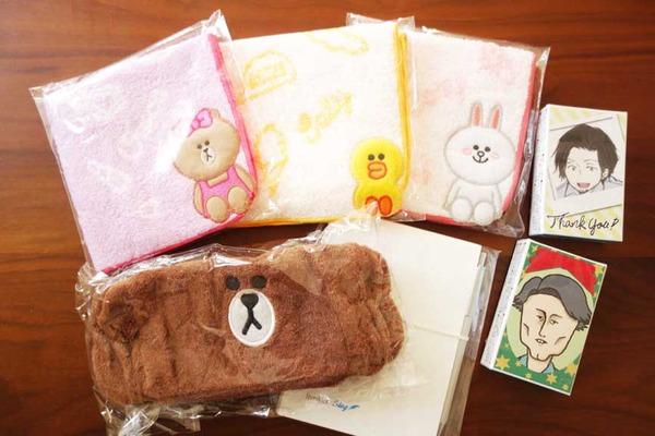 ライブドアブログ大忘年会②ビンゴと感謝とお土産