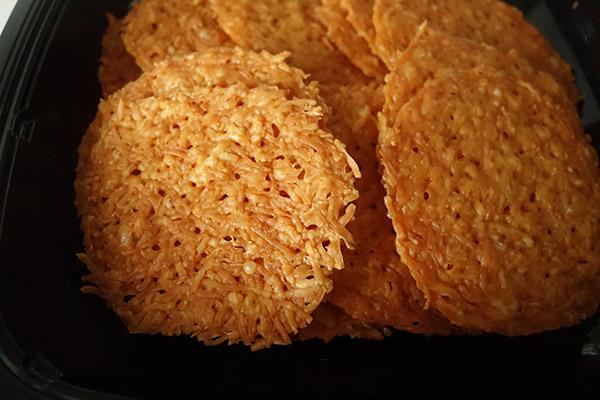 コストコでチーズ味の美味しいスナックを発見