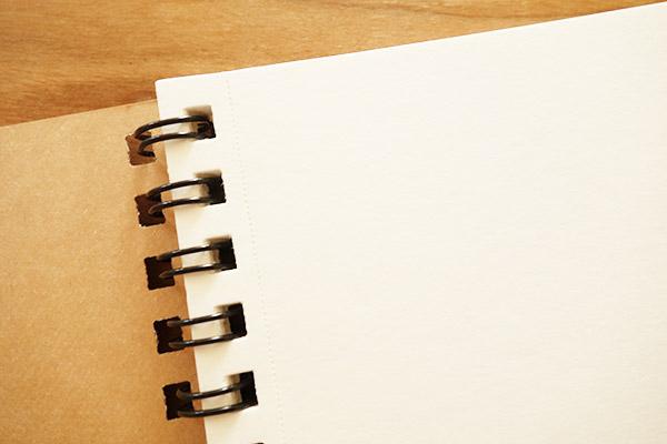 無印良品でブロガーさんと会うときに持っていくスケッチブックを買った【買い物日記】