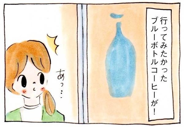 GWひとりで東京へ行ったけどブルーボトルコーヒーに入れなかった