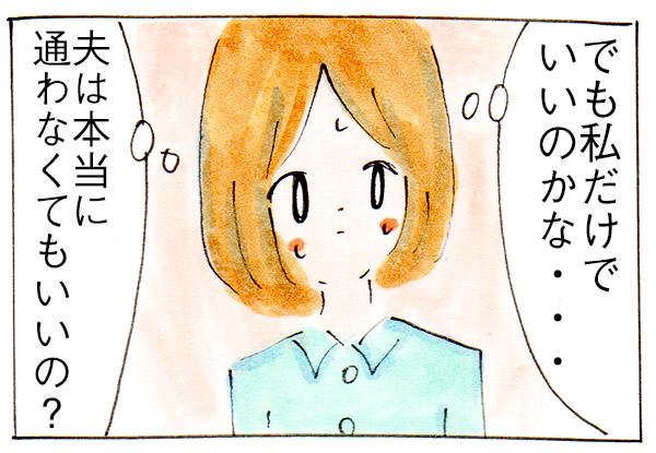 不妊ですね②病院【子育てする前の妊活】