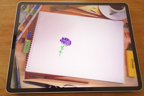 自宅でi Padお絵描き教室のススメ