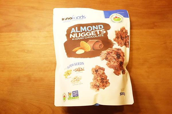 コストコでオーガニック素材を使ったチョコレートを発見!
