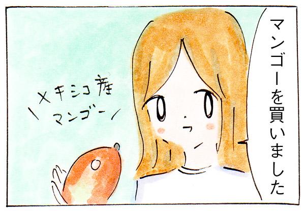 コストコのマンゴーが美味しすぎた!