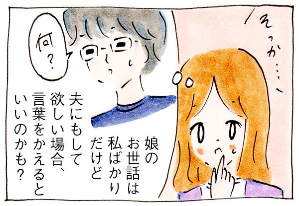 ワンオペ育児を解消するシンプルな方法②言葉【子育て】