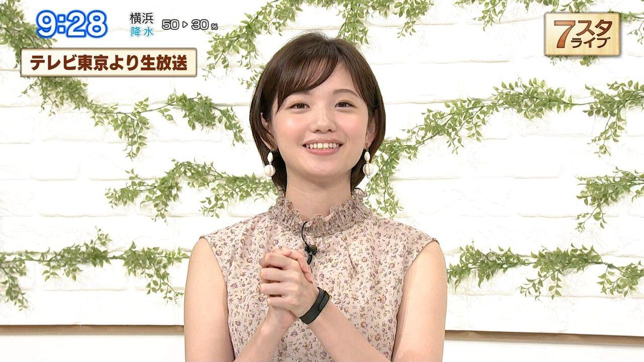 田中瞳 7スタライブ (2020年07月31日放送 16枚)