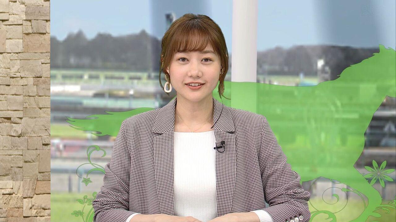 高田秋 BSイレブン競馬中継 うまナビ!イレブン (2021年04月17日放送 35枚)