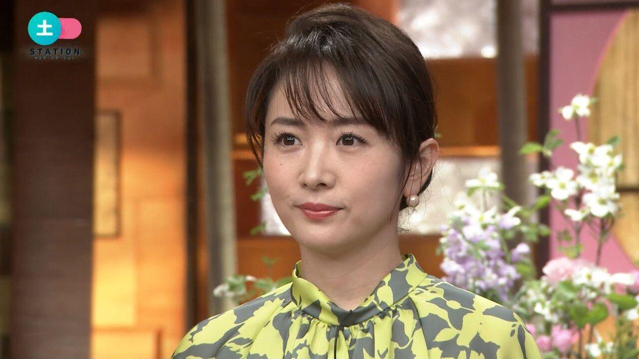 高島彩 サタデーステーション (2021年04月17日放送 14枚)