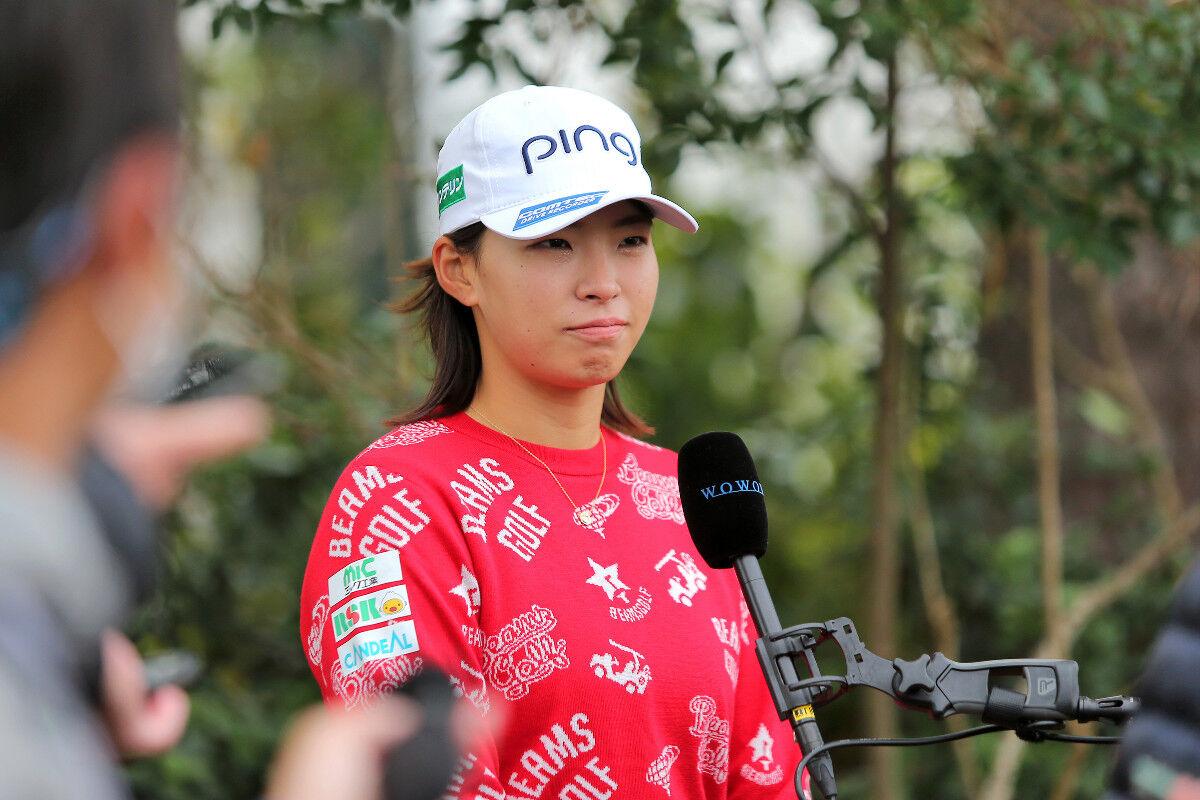 【ゴルフ】渋野日向子は4位 全米女子OP、単独首位スタートも