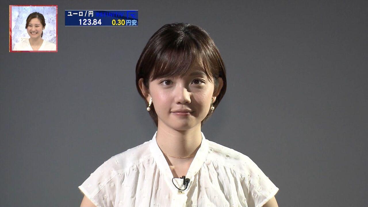 田中瞳 WBS (2020年07月30日放送 12枚)