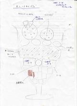 141114トライやるウィー>秋の芋餡パフェ>設計図
