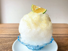 かき氷>かぼす191008